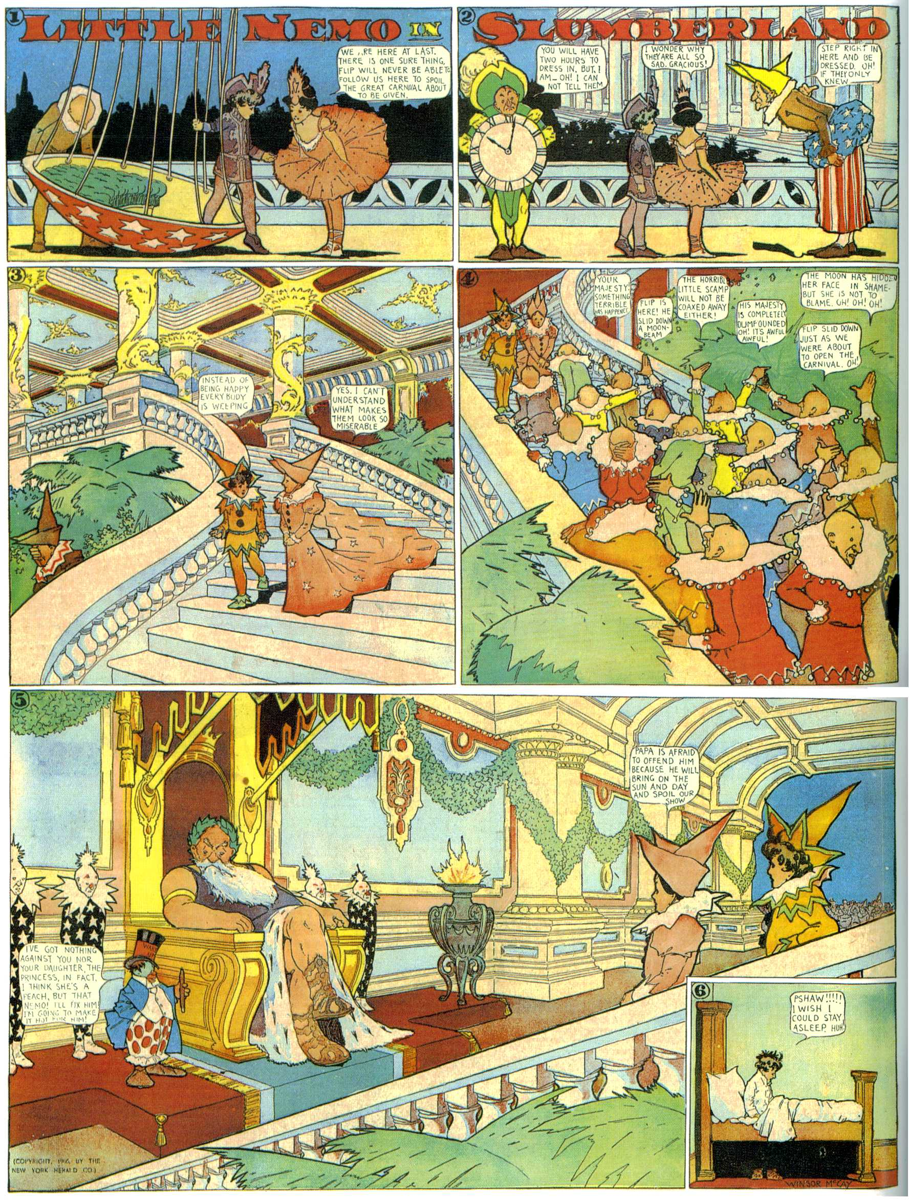Little Nemo 1906-10-21
