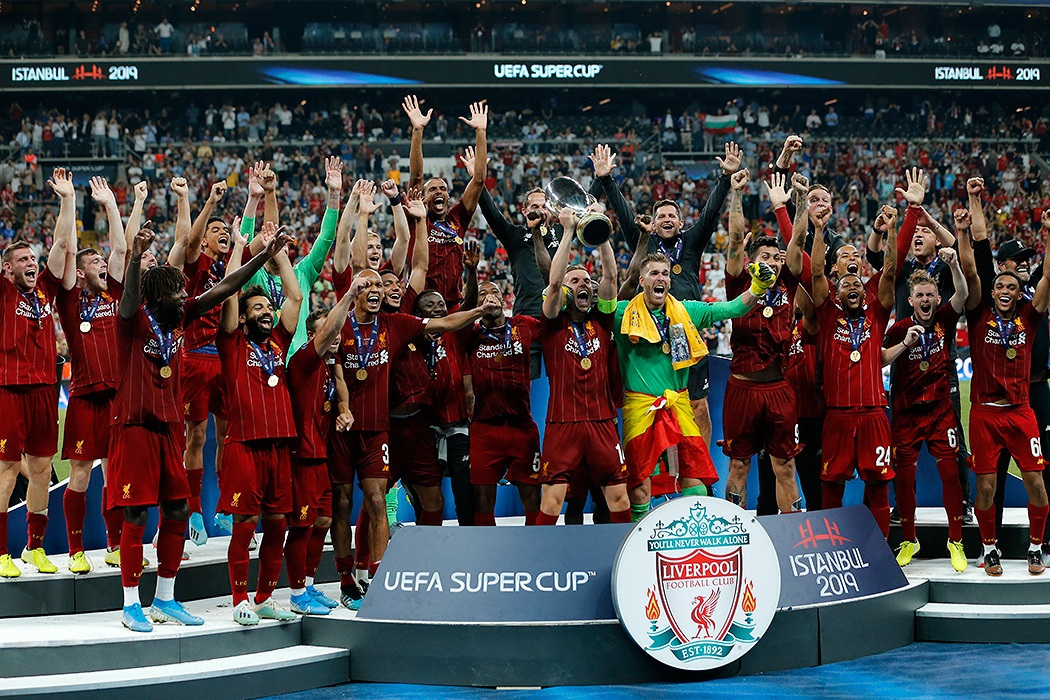 Liverpool Chelsea Supercup