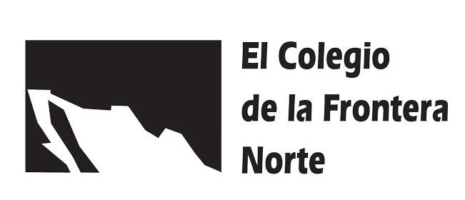Resultado de imagen para logo de El Colegio de la Frontera Norte