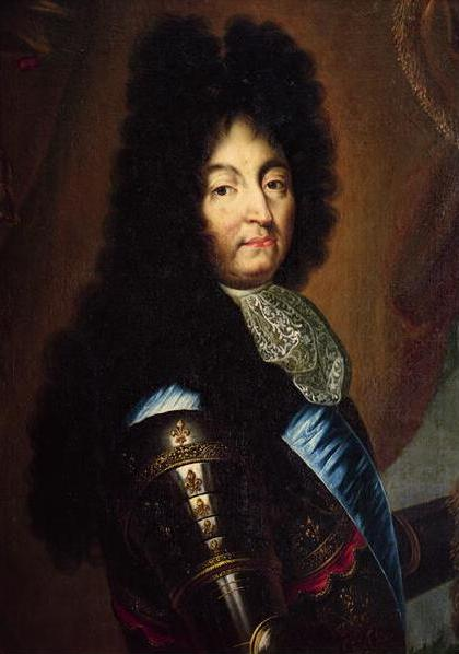 The reign of king louis xiv