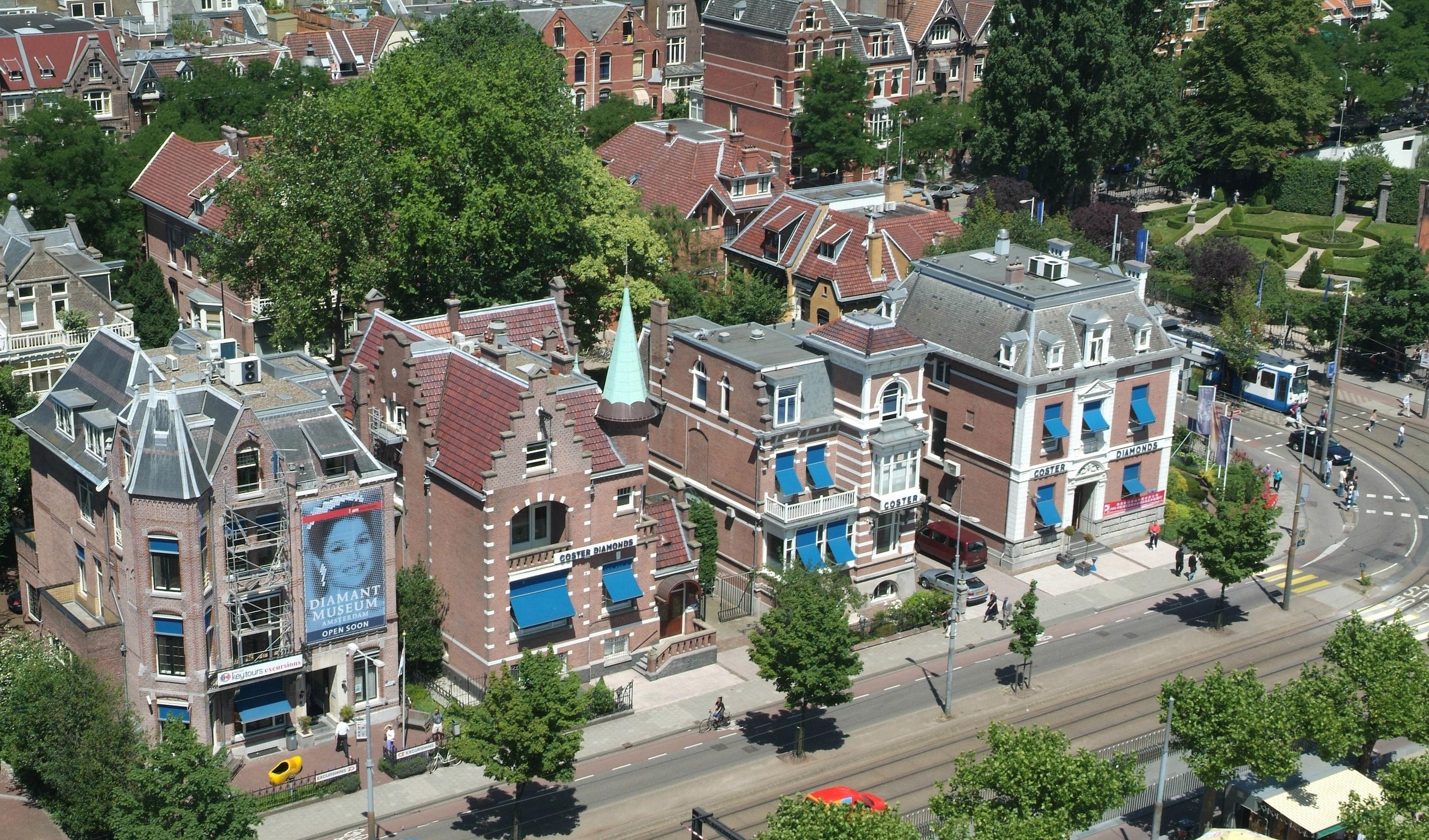 Výsledek obrázku pro diamond coster amsterdam