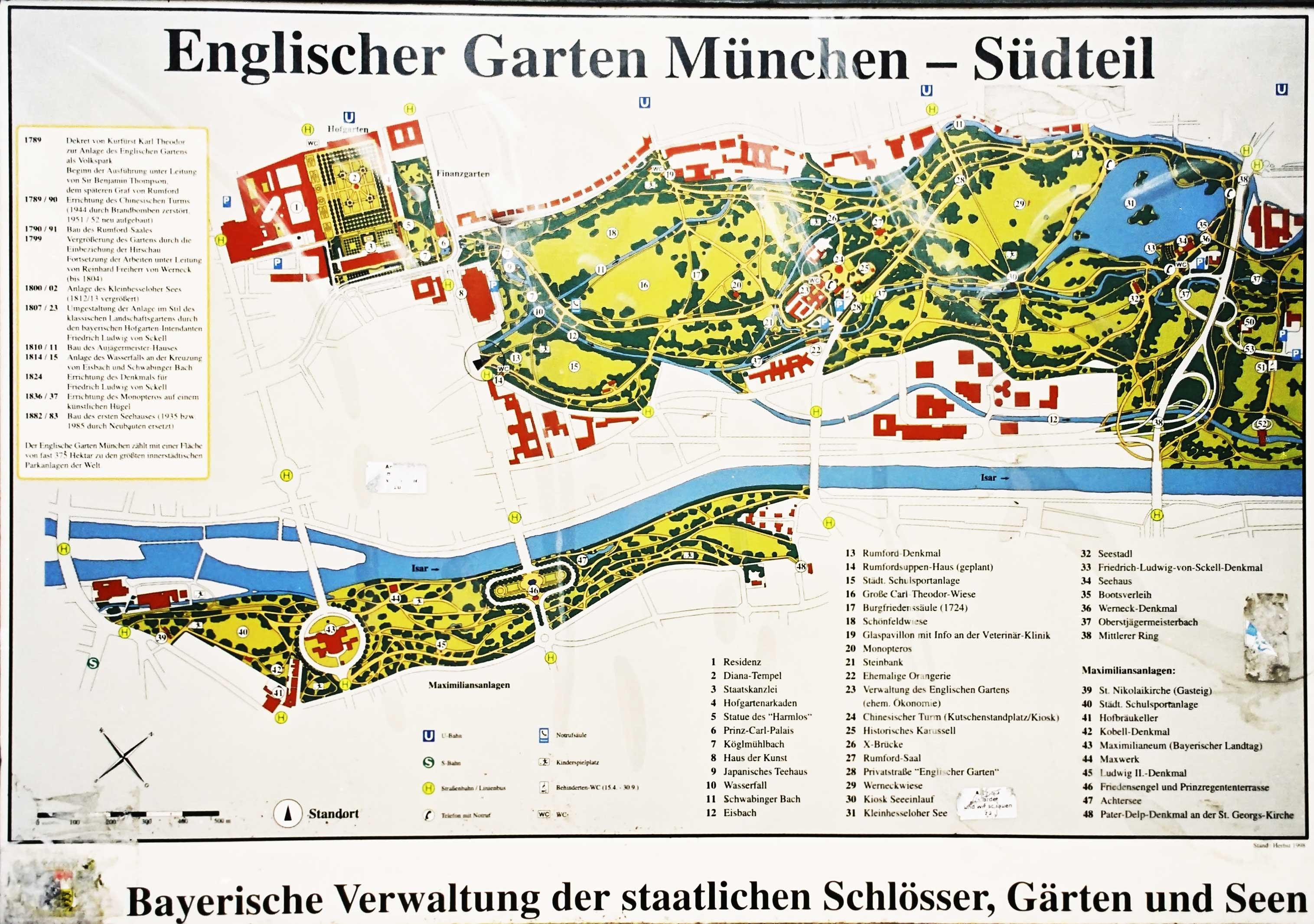 Japanischer Garten München file münchen englischer garten südteil jpg wikimedia commons