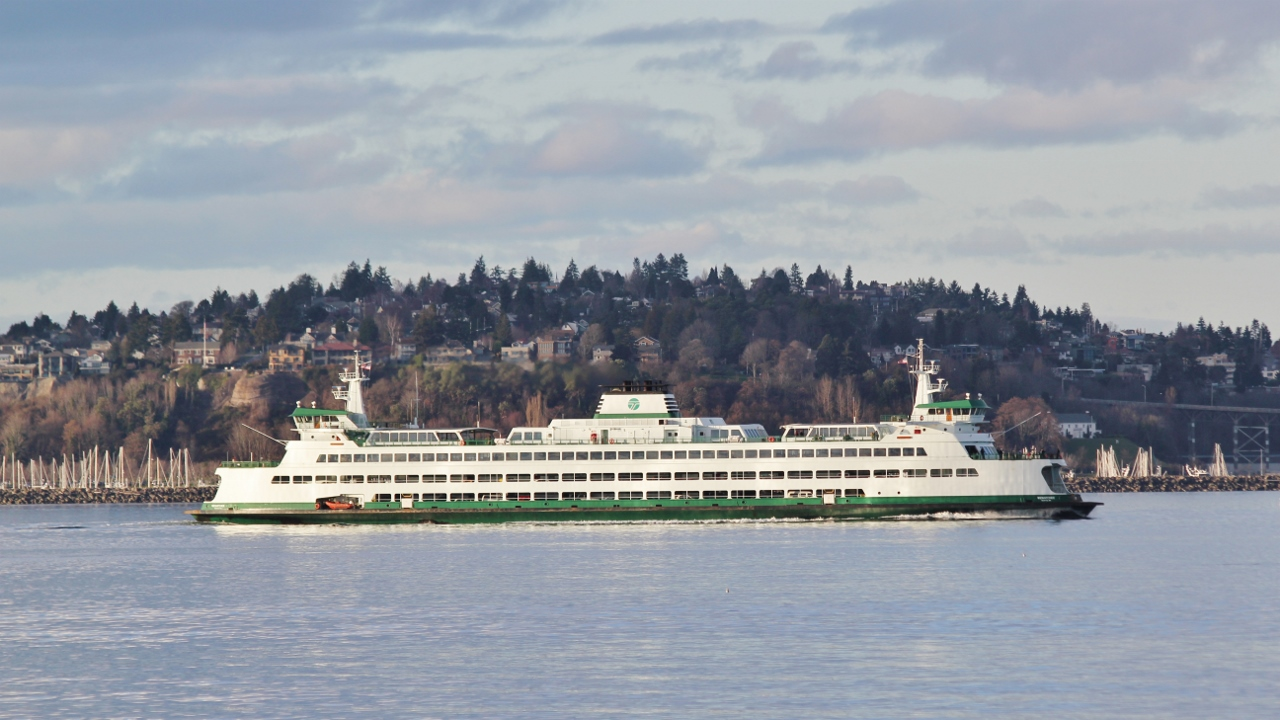 MV Wenatchee - Wikipedia
