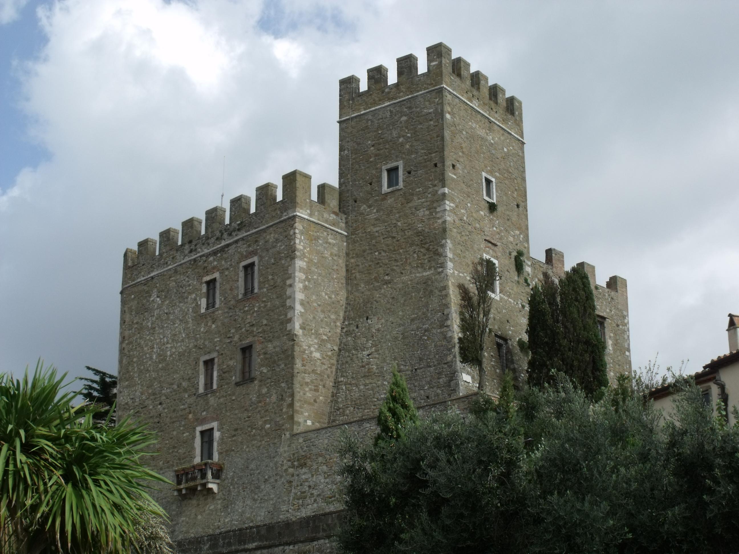 Manciano, Rocca