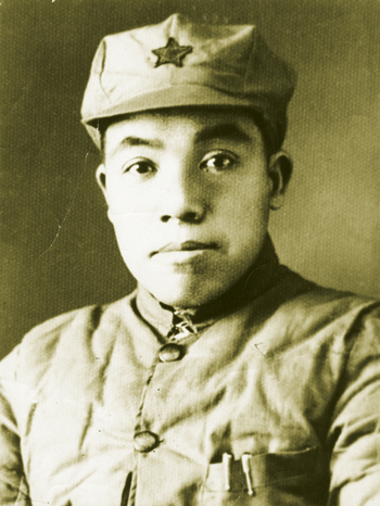 Mao Zemin, younger brother to Mao Zedong.