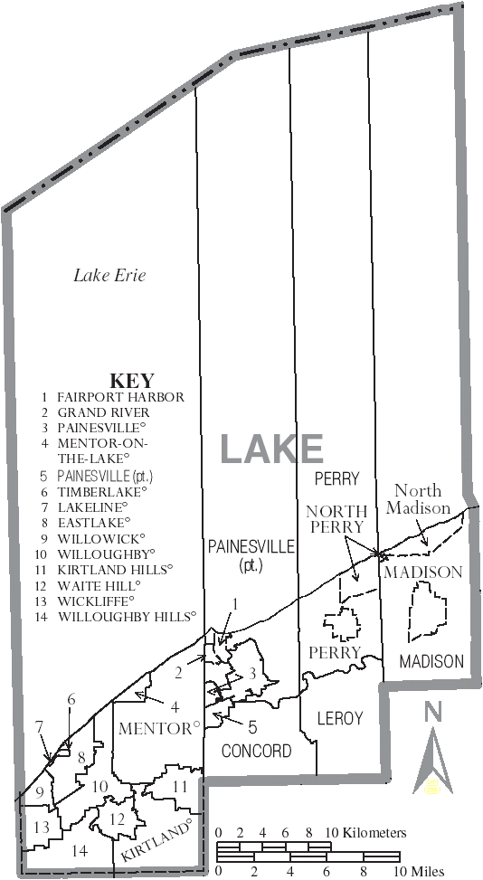 Erie County Ohio Real Property Search