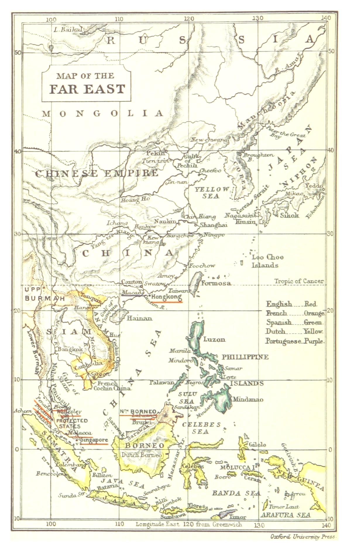 FileMap of The Far East 1888jpg  Wikimedia Commons