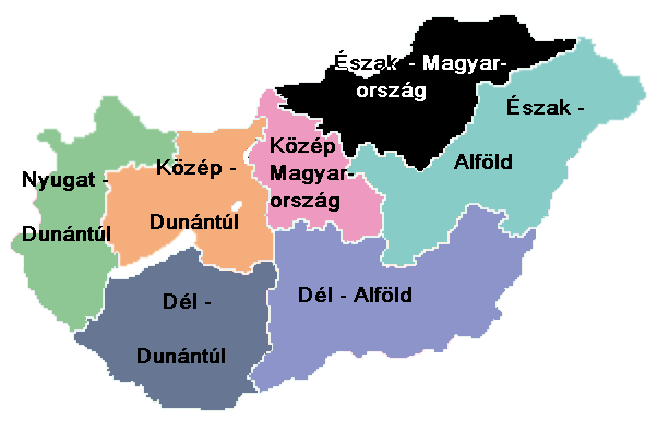 FileMap of regions of HungaryPNG  Wikimedia Commons
