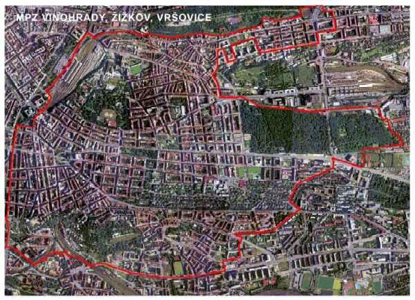 Mestska Pamatkova Zona Vinohrady Zizkov Vrsovice Wikipedie