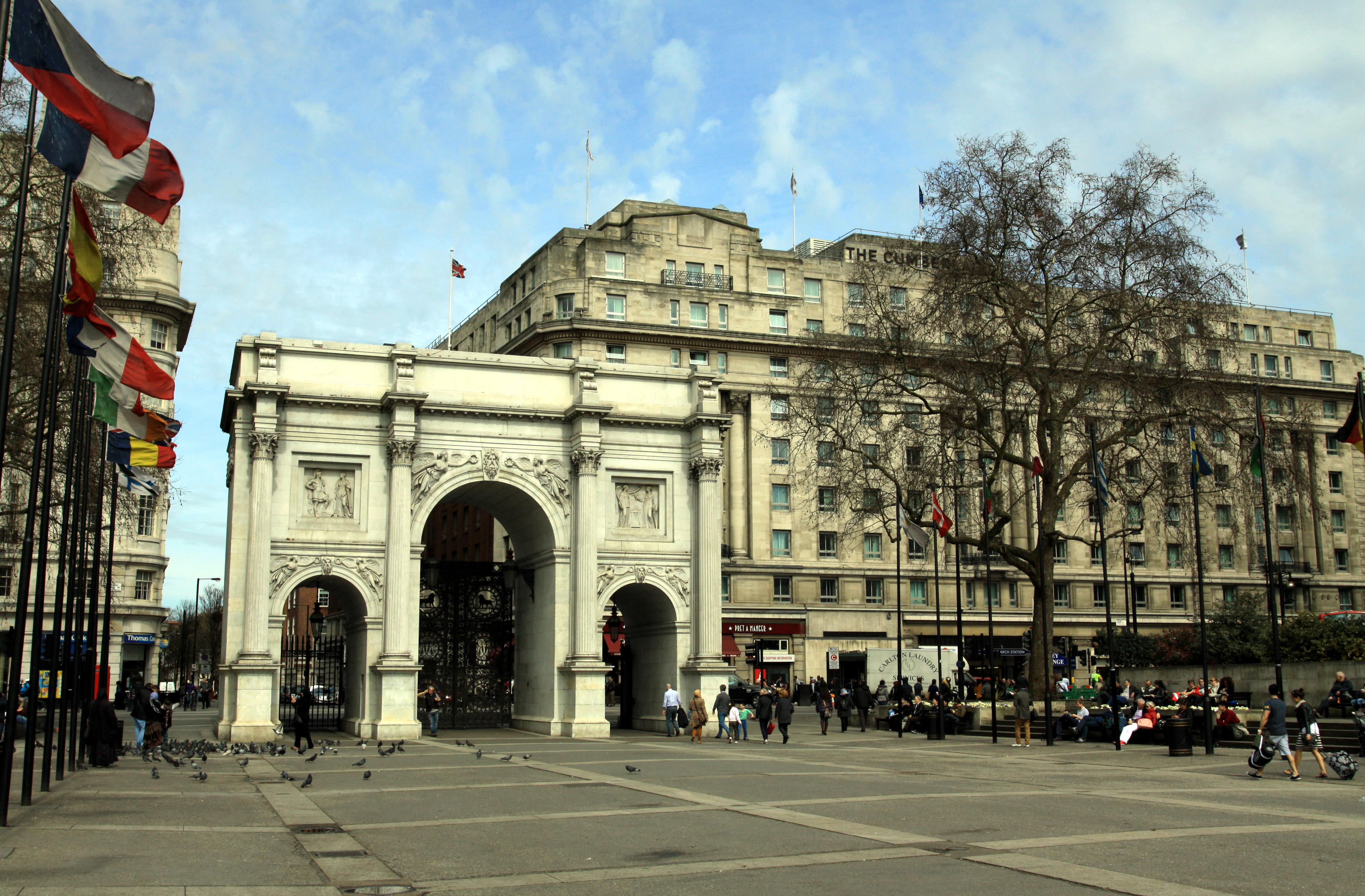 File Marble Arch In London Spring 2013 2 Jpg
