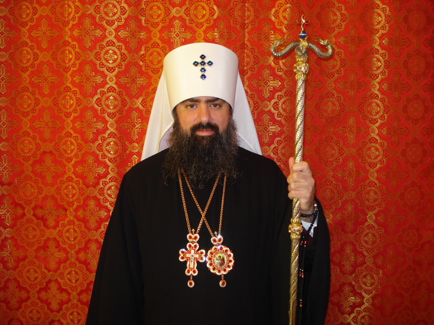 Mor Severius Moses - Metropolitan and Primate of the Antiochian Syriac Orthodox Church
