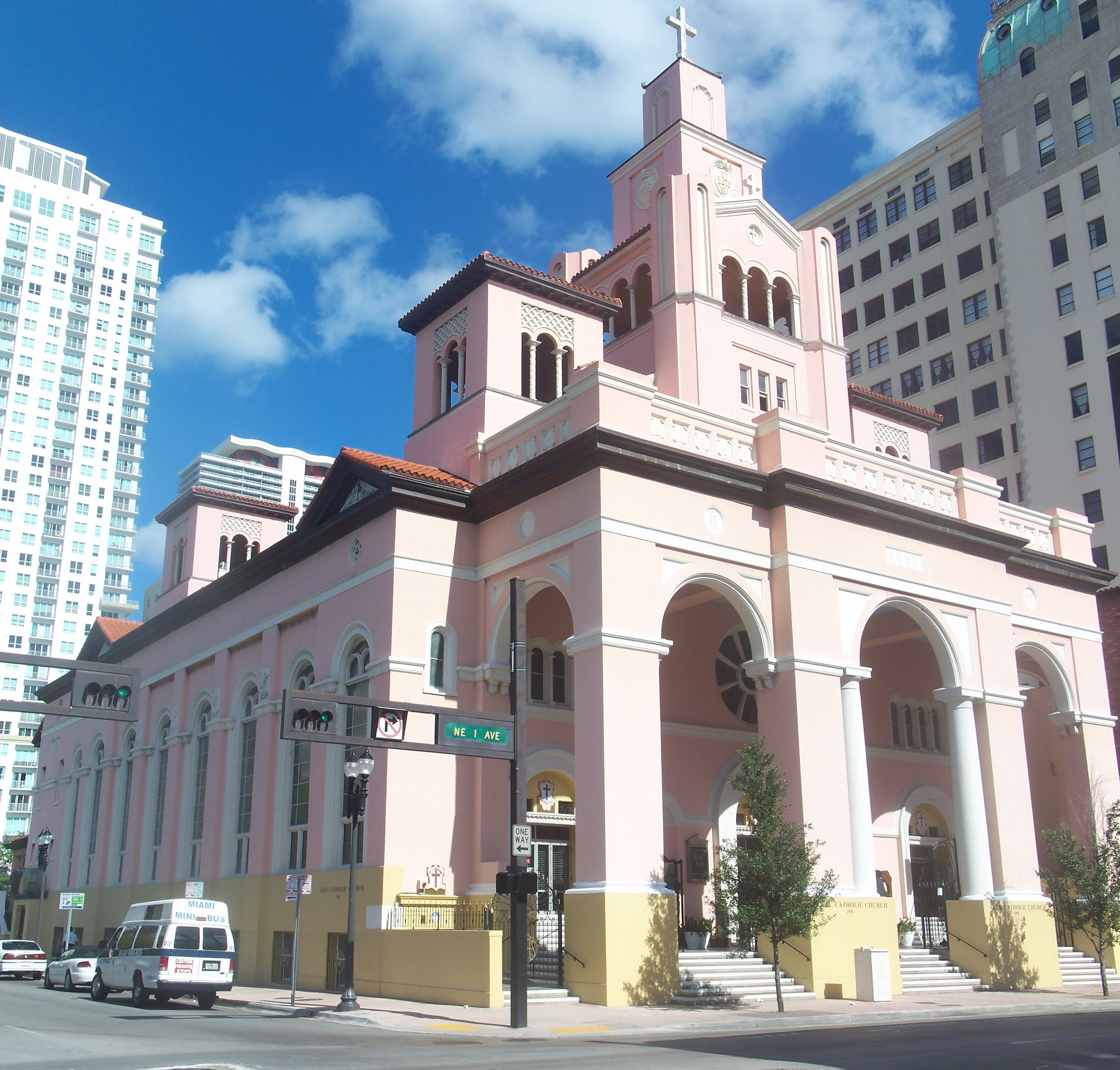 Catholic Church South Beach Miami