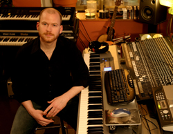 Photo of Michael McCann, 2006. (Behavior Music)