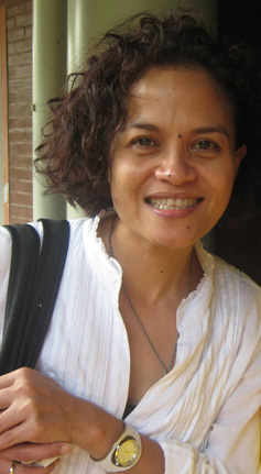 Indonesian film producer Mira Lesmana, 2007.