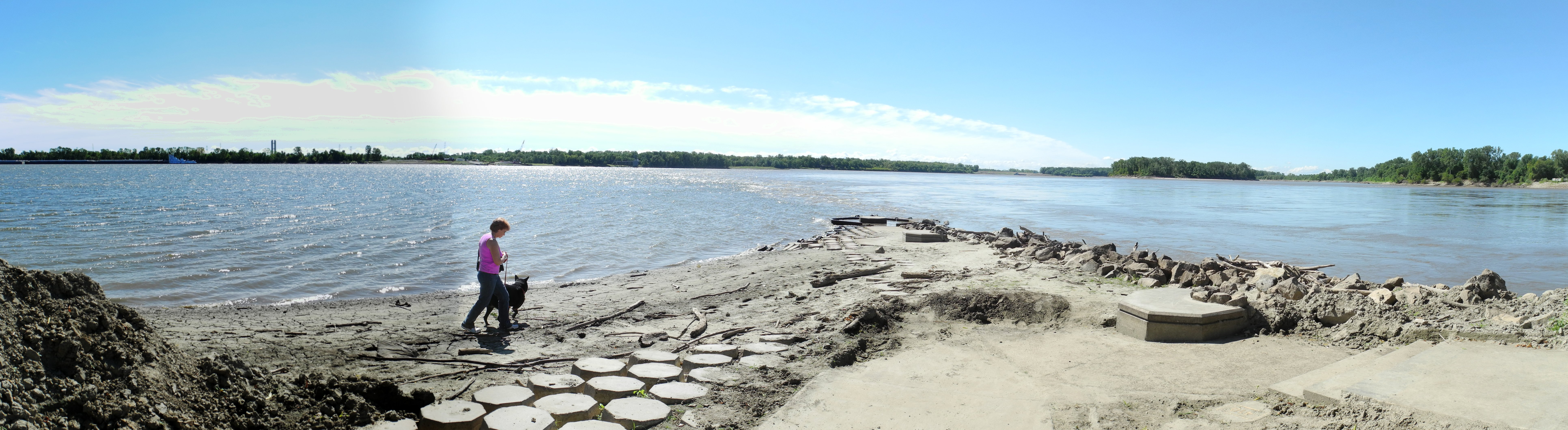 File Mississippi Missouri confluence Wikimedia Commons