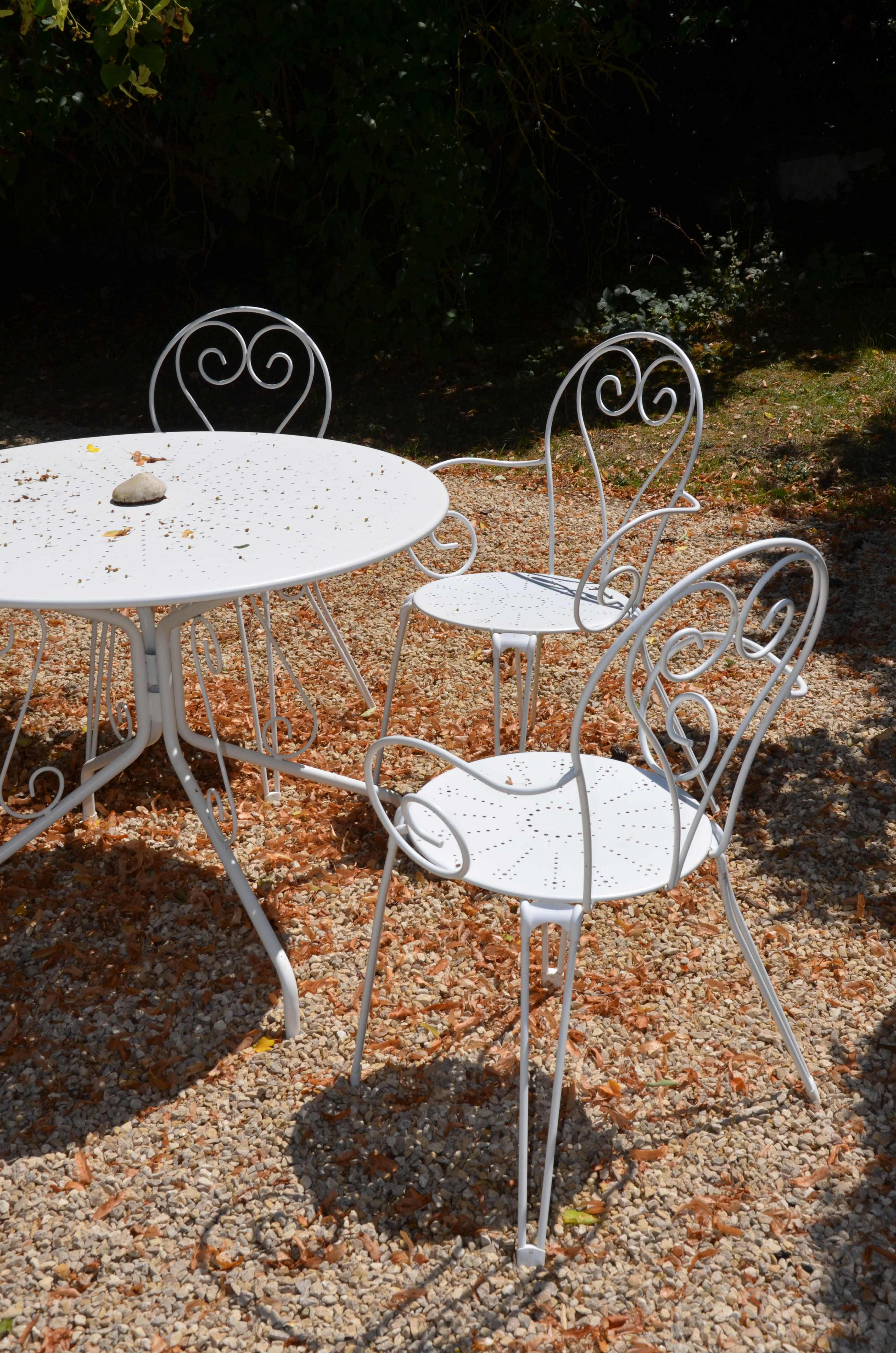Mobilier de jardin — Wikipédia