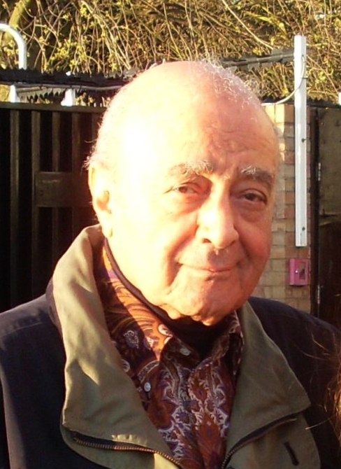 Mohamed Al-Fayed +Search for Videos