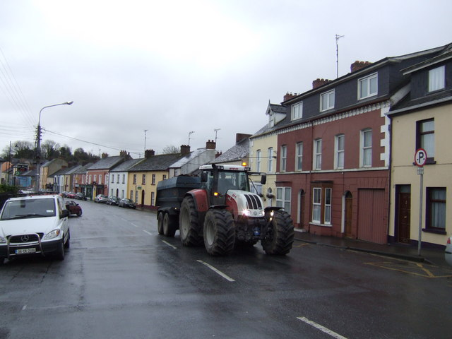 Cootehill Self Guided Historic Town Walk   Activities   Walking