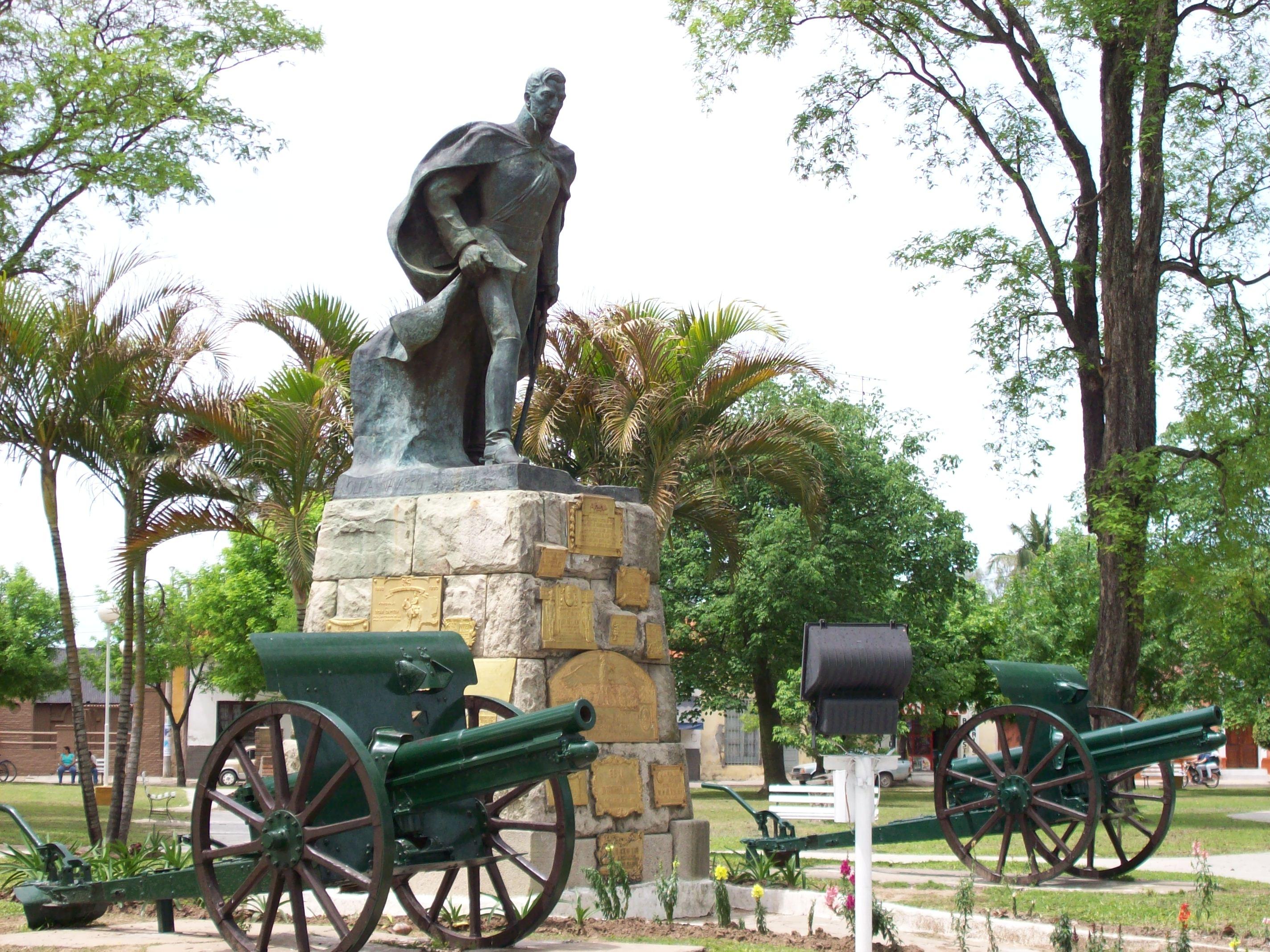 Resultado de imagen para san martin plaza goya