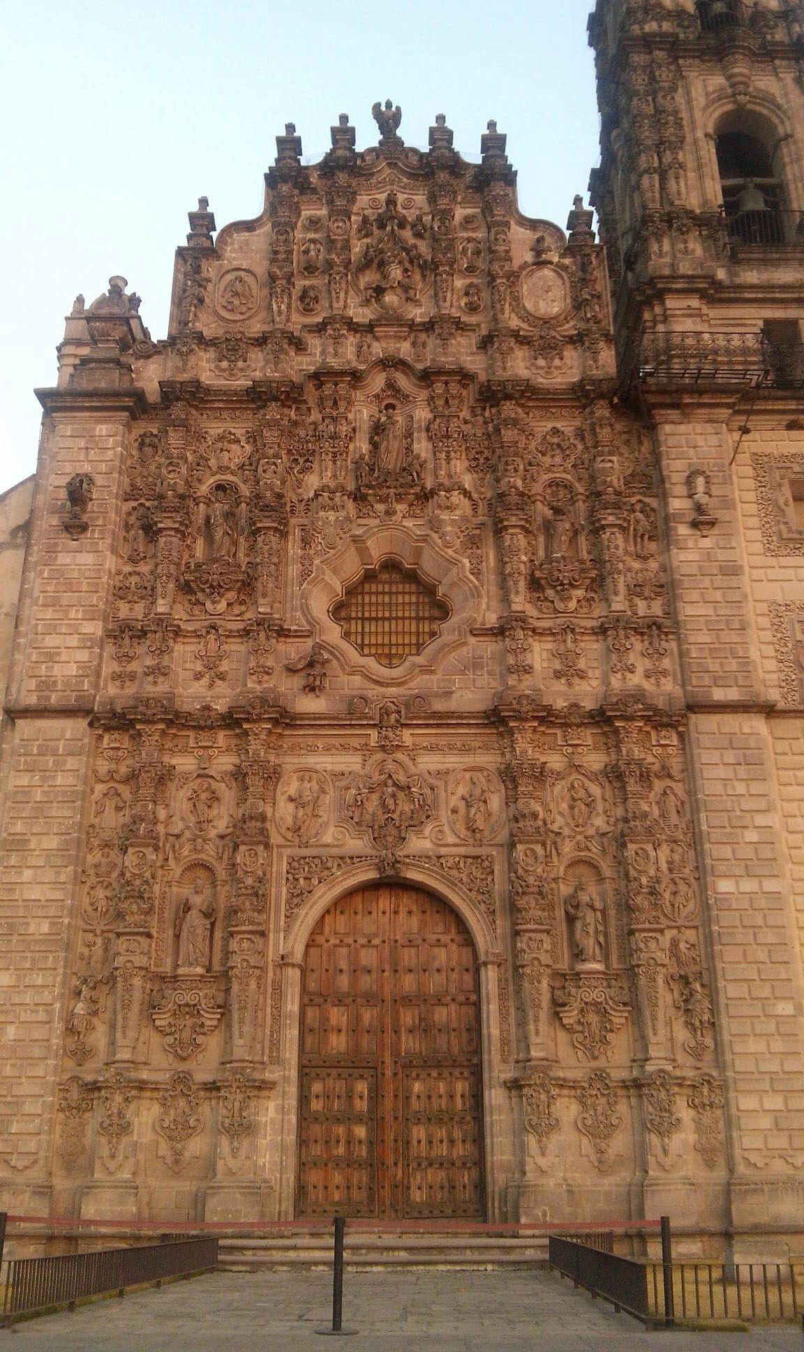 Church of San Francisco Javier, Tepotzotlán - Wikidata