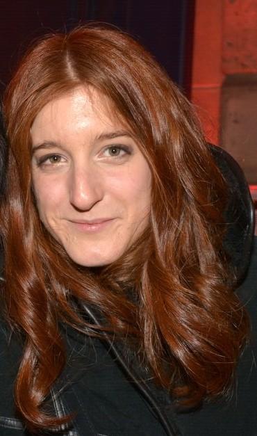 Naomi Amarger