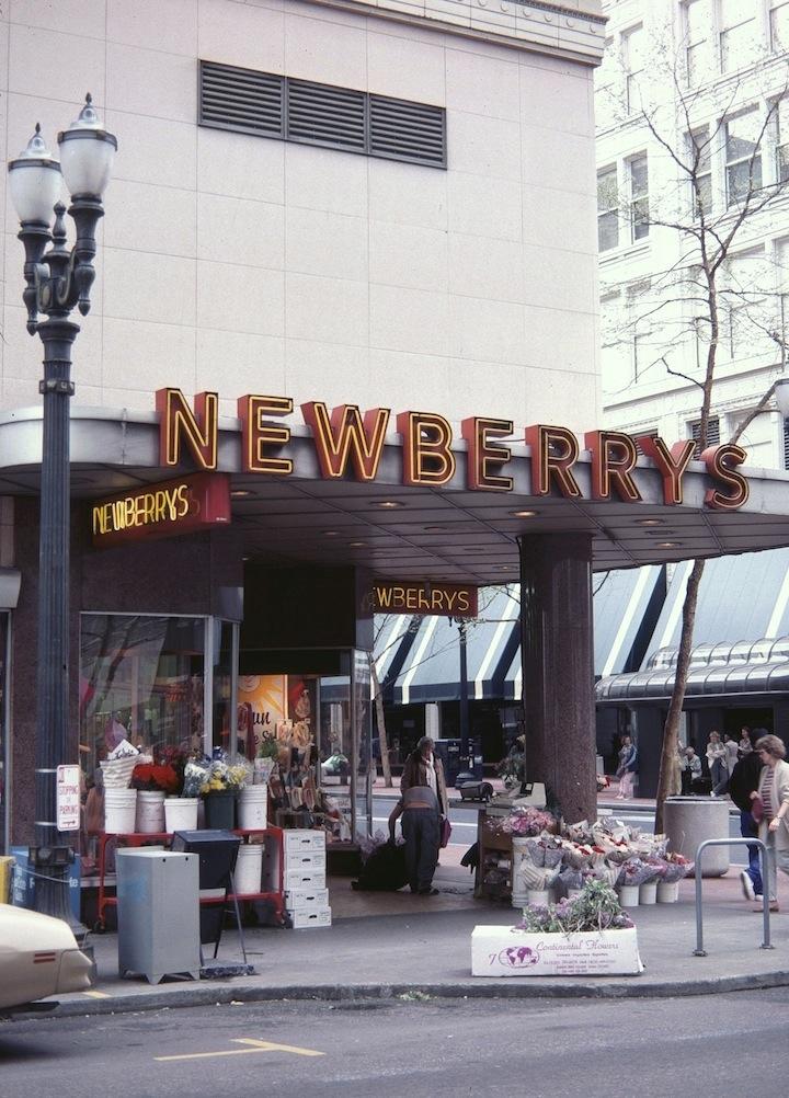 Restaurant In Newberry Street