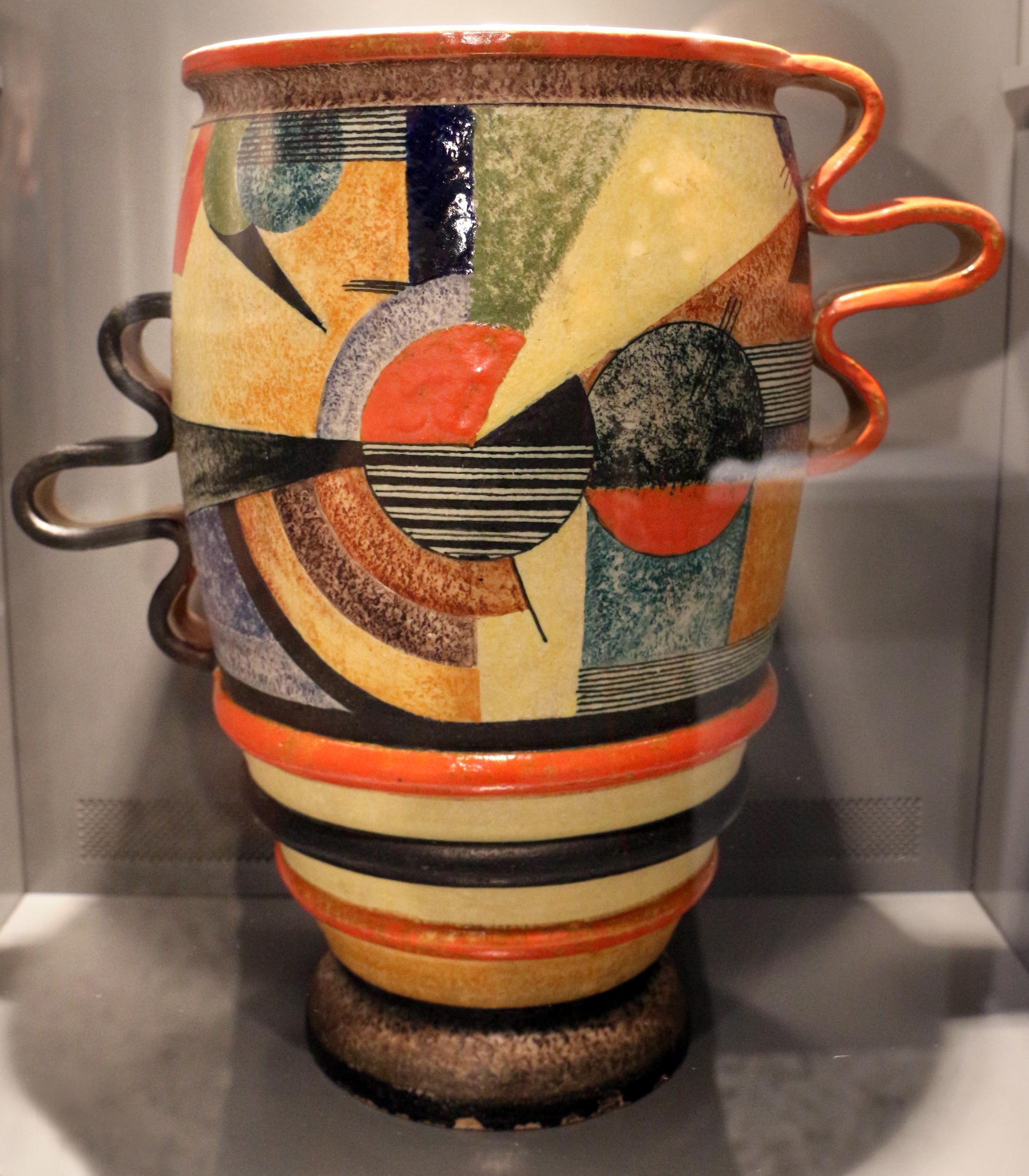 File nicolaj diulgheroff per casa giuseppe mazzotti vaso for Libro in ceramica