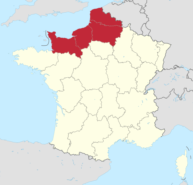 Map Of North Of France.File Northern France Locator Map Png Wikimedia Commons