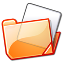 File:Nuvola filesystems folder orange.png