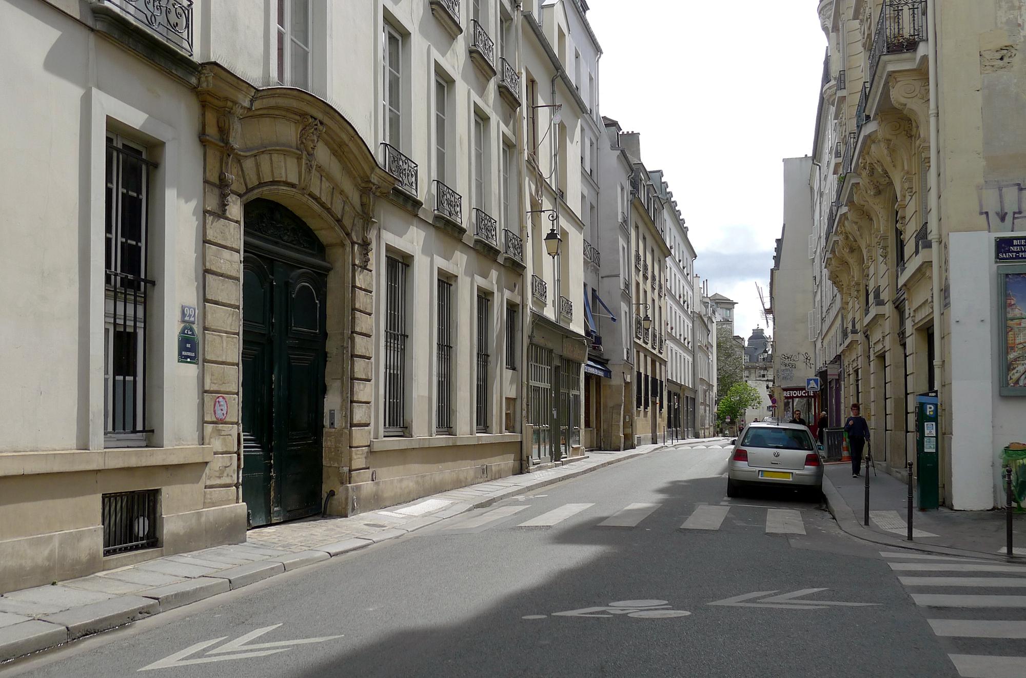 Rue Du  Septembre Saint Soupplets Cafe Du Coin