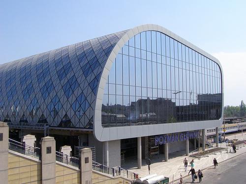 Poznań Główny railway station