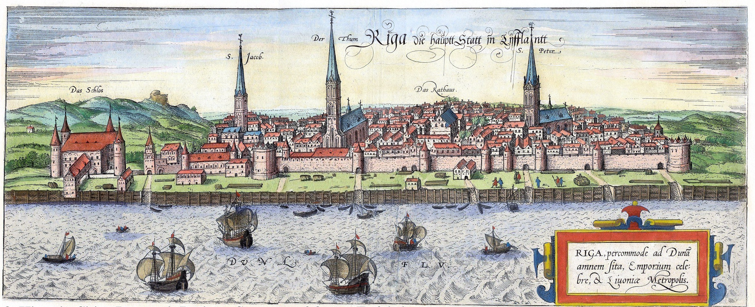 File:Panorama of Riga, 1572.jpg