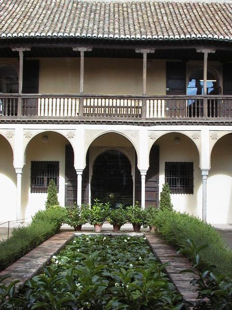 File:Patio, Escuela de Estudios Árabes, Grenada (2006-11-03).jpg ...