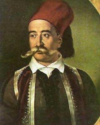 Mavromichalis, Petros