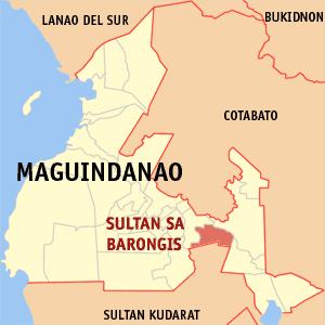Sultan sa Barongis Municipality in Bangsamoro Autonomous Region in Muslim Mindanao, Philippines