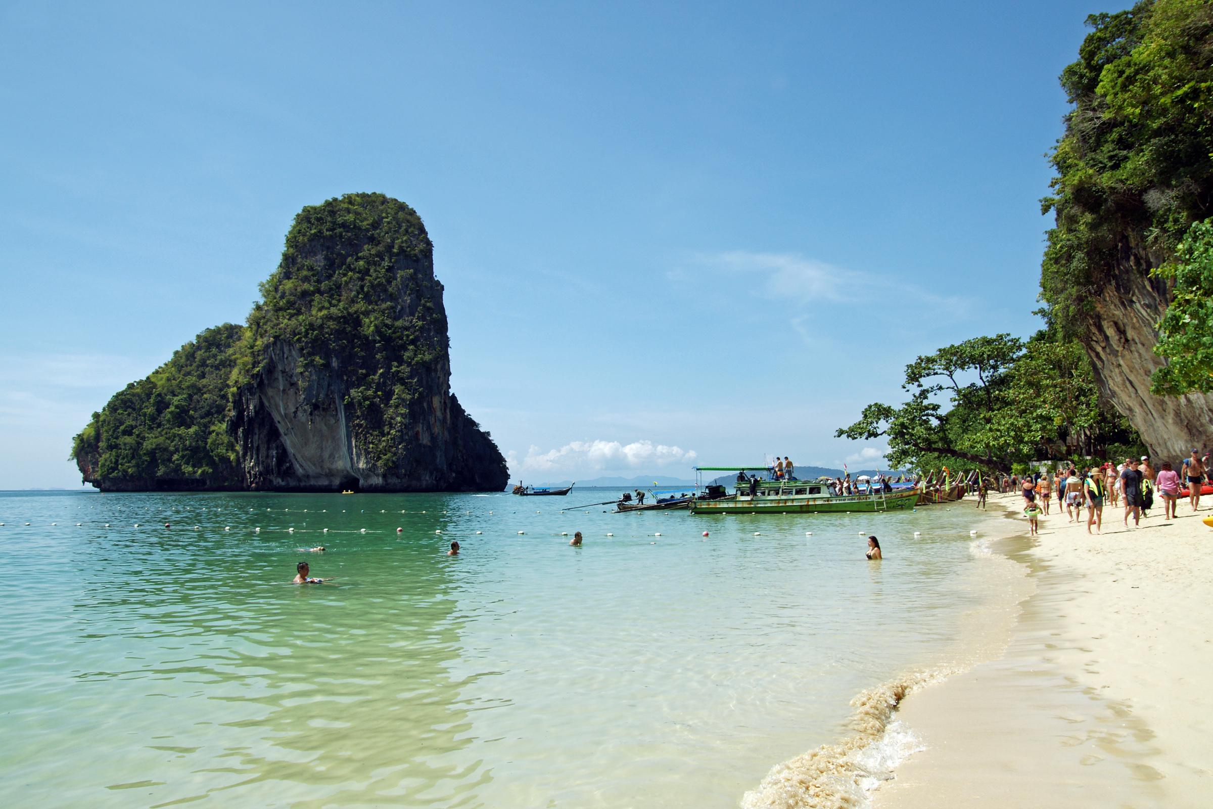 Railay Bay Resort Spa Krabi