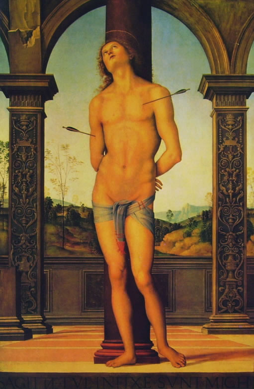 Pietro Perugino [Public domain], via Wikimedia Commons