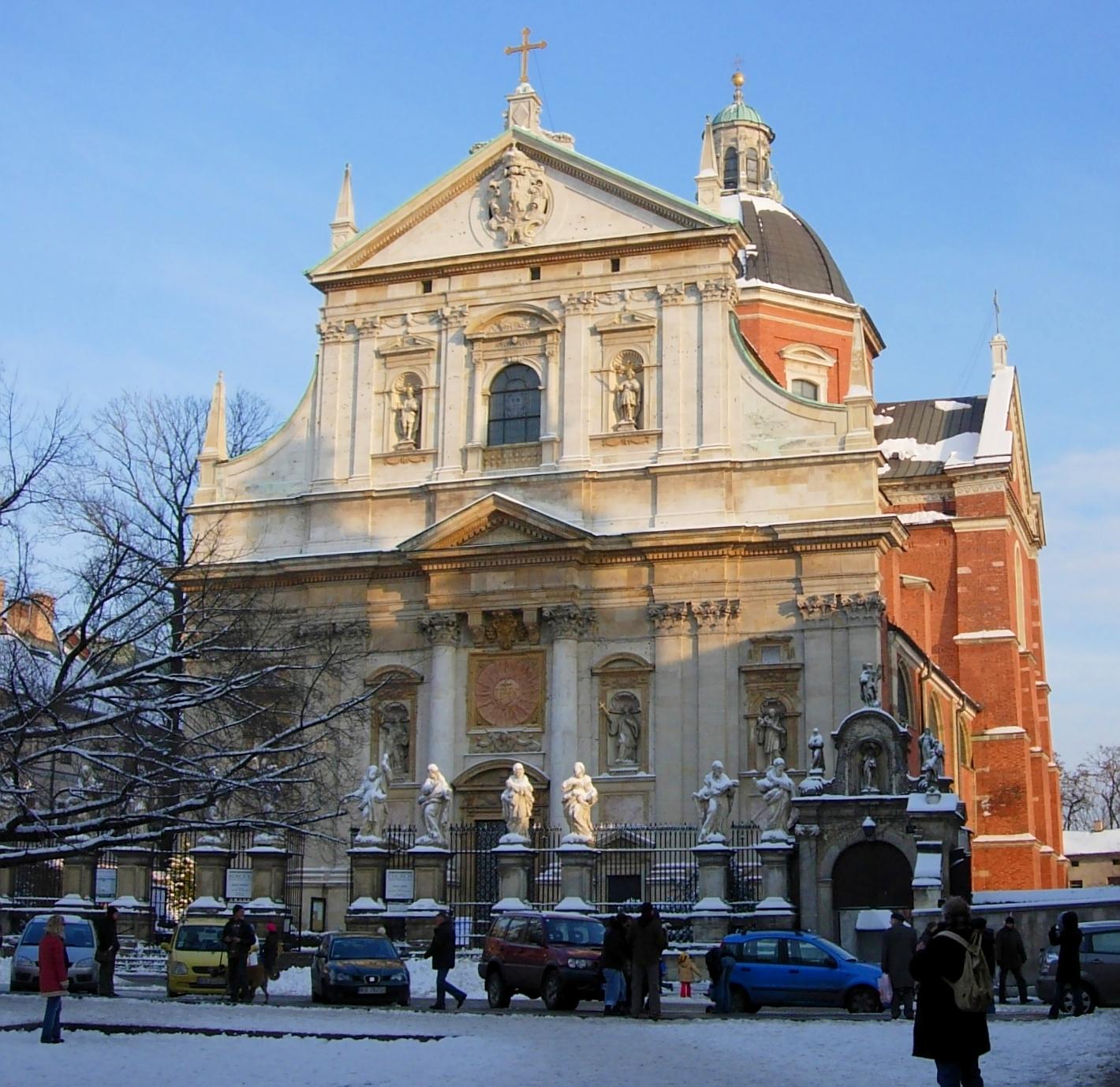 Kościół Świętych Apostołów Piotra i Pawła w Krakowie