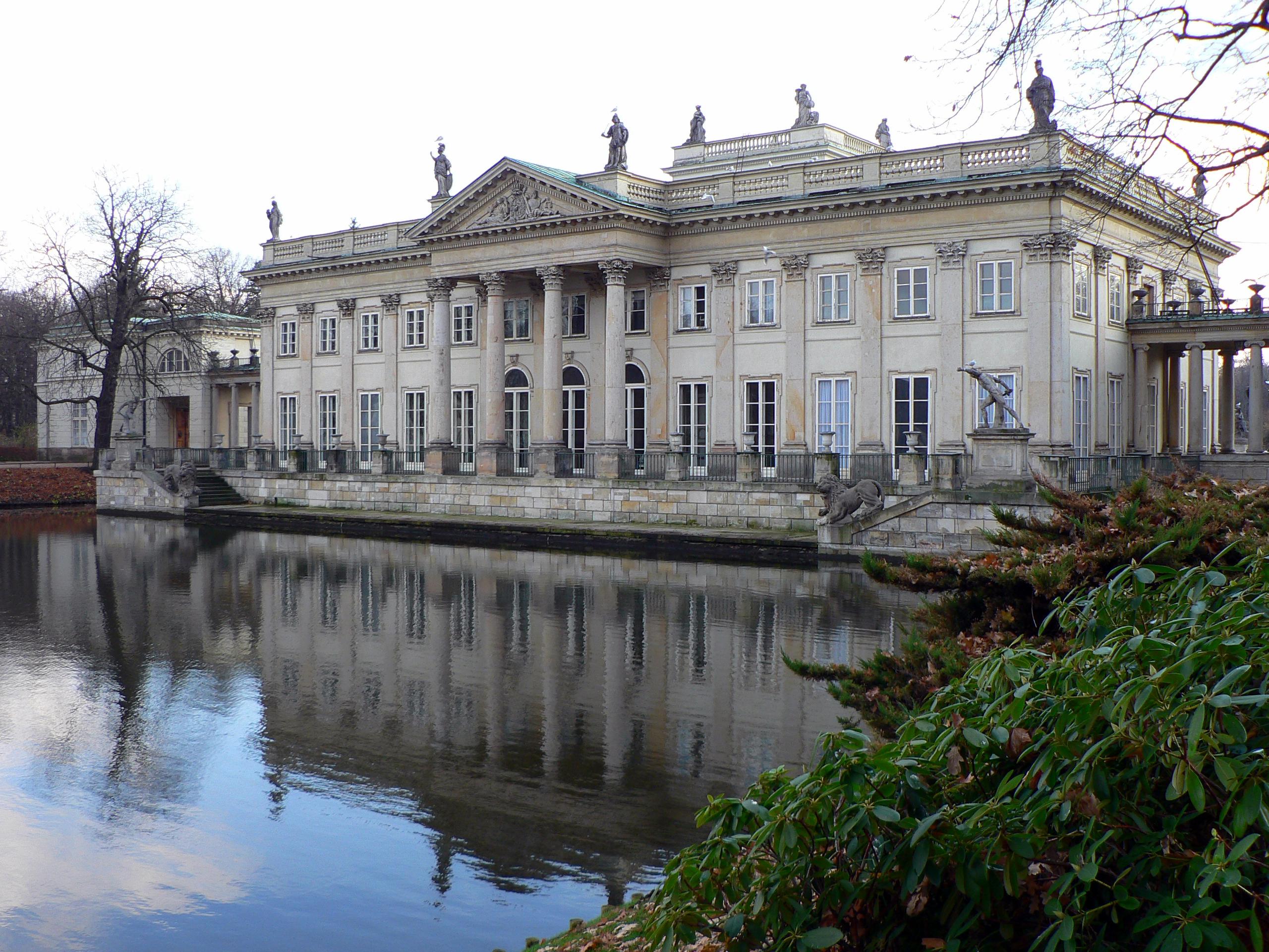 Warsaw Buick Gmc >> Azienki Palace Wikipedia | Autos Post