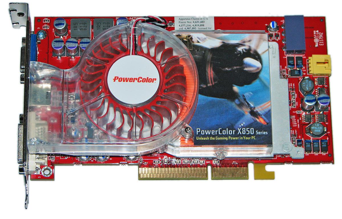 Carte graphique PCI-E