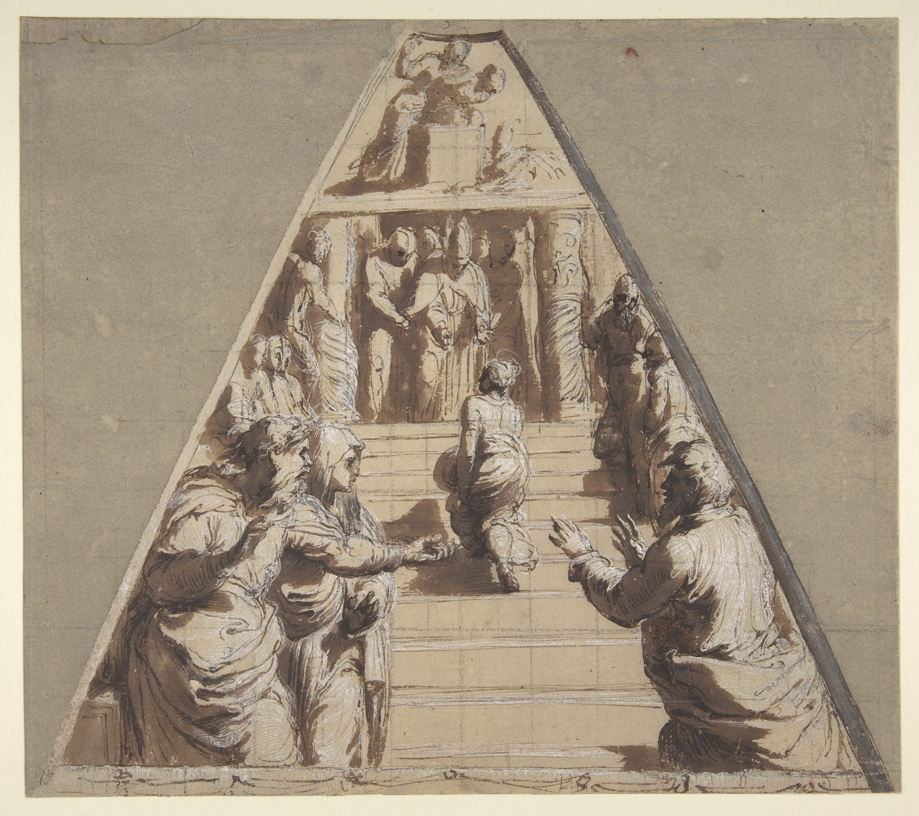 File:Presentation Of The Virgin In The Temple (below