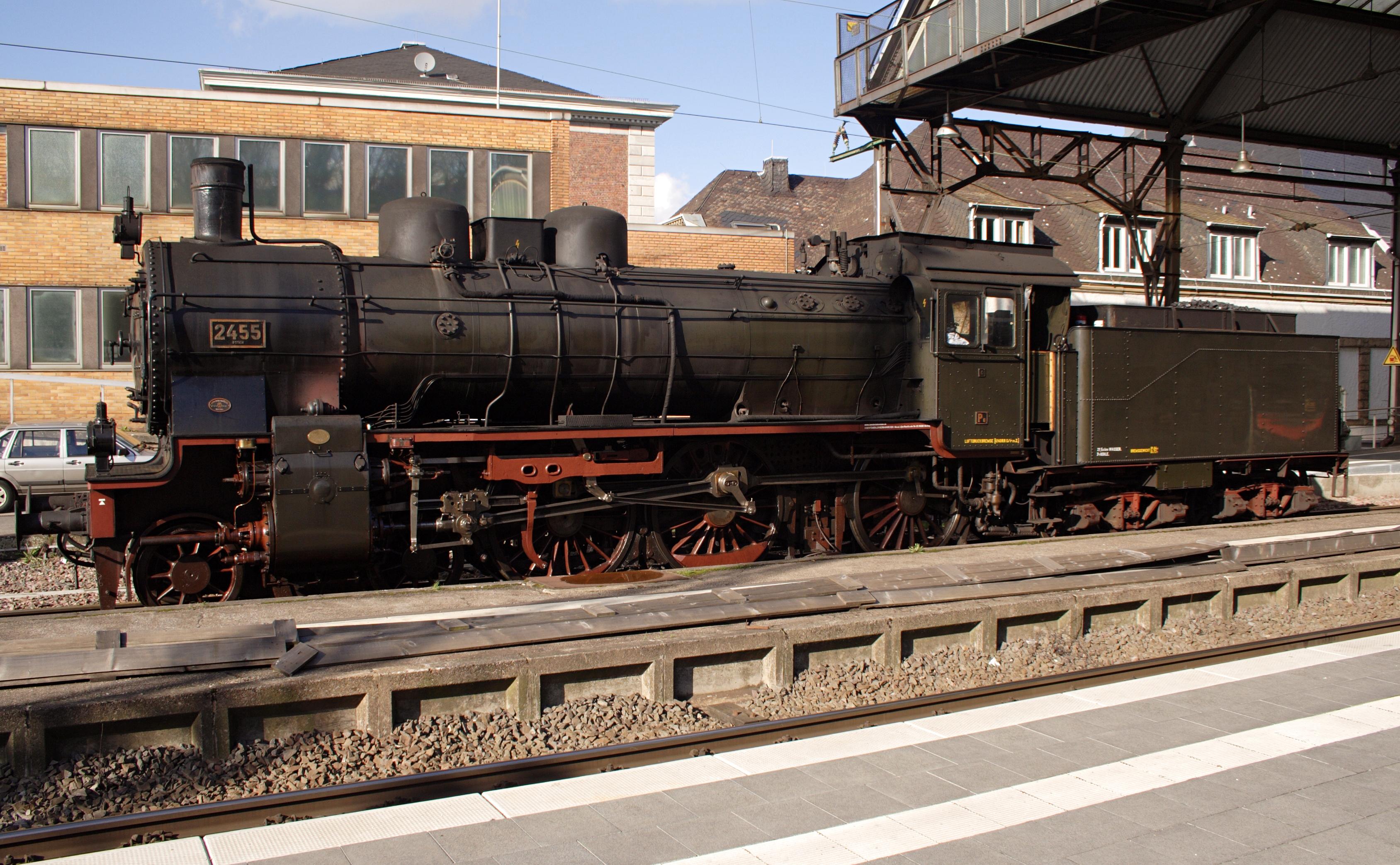 File:Preußische P8 2455 (Zug der Erinnerung).jpg