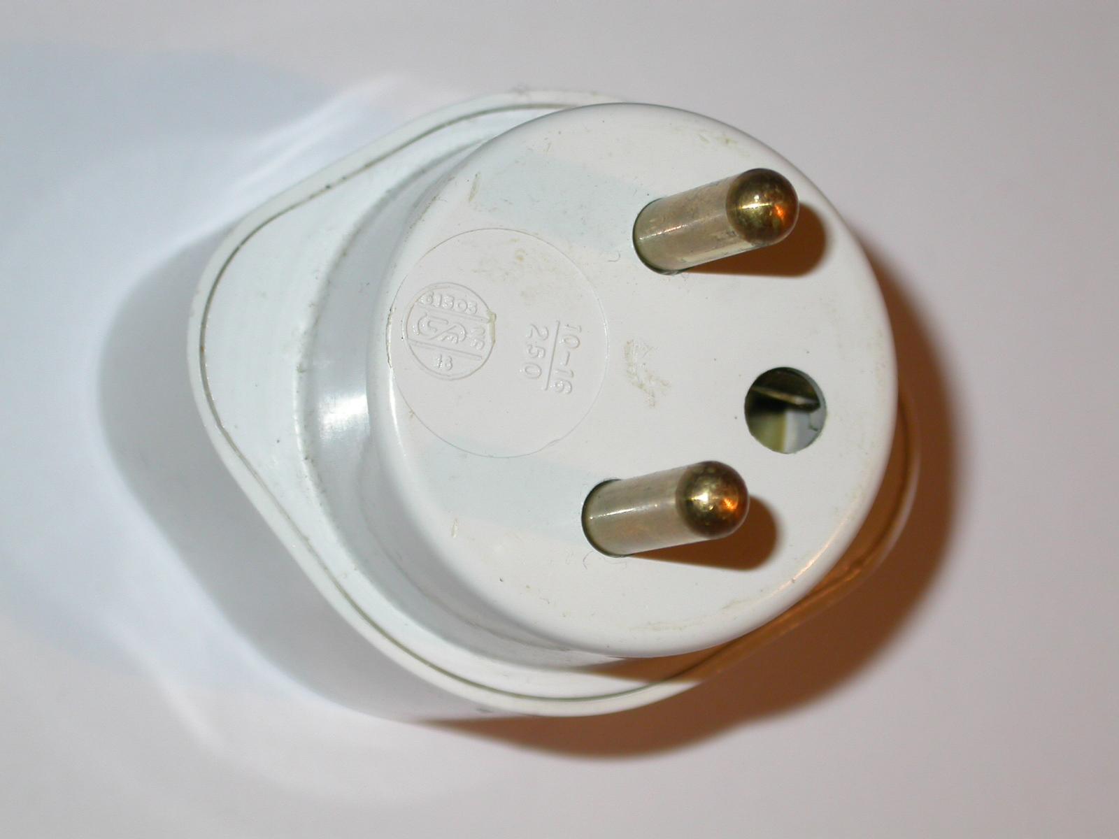 Plug Type c f Older Flat-blade Type h Plug