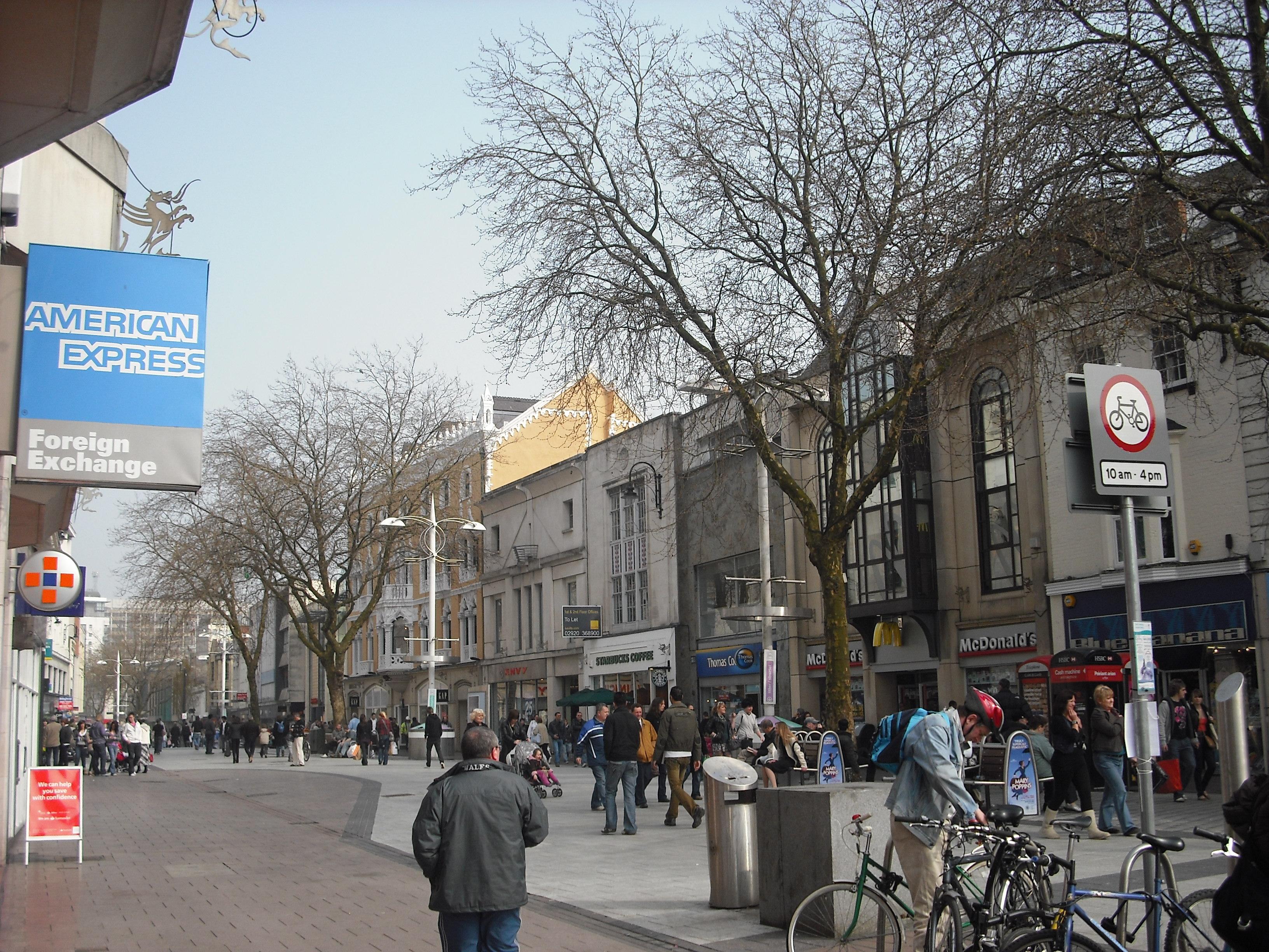 Queenstreet