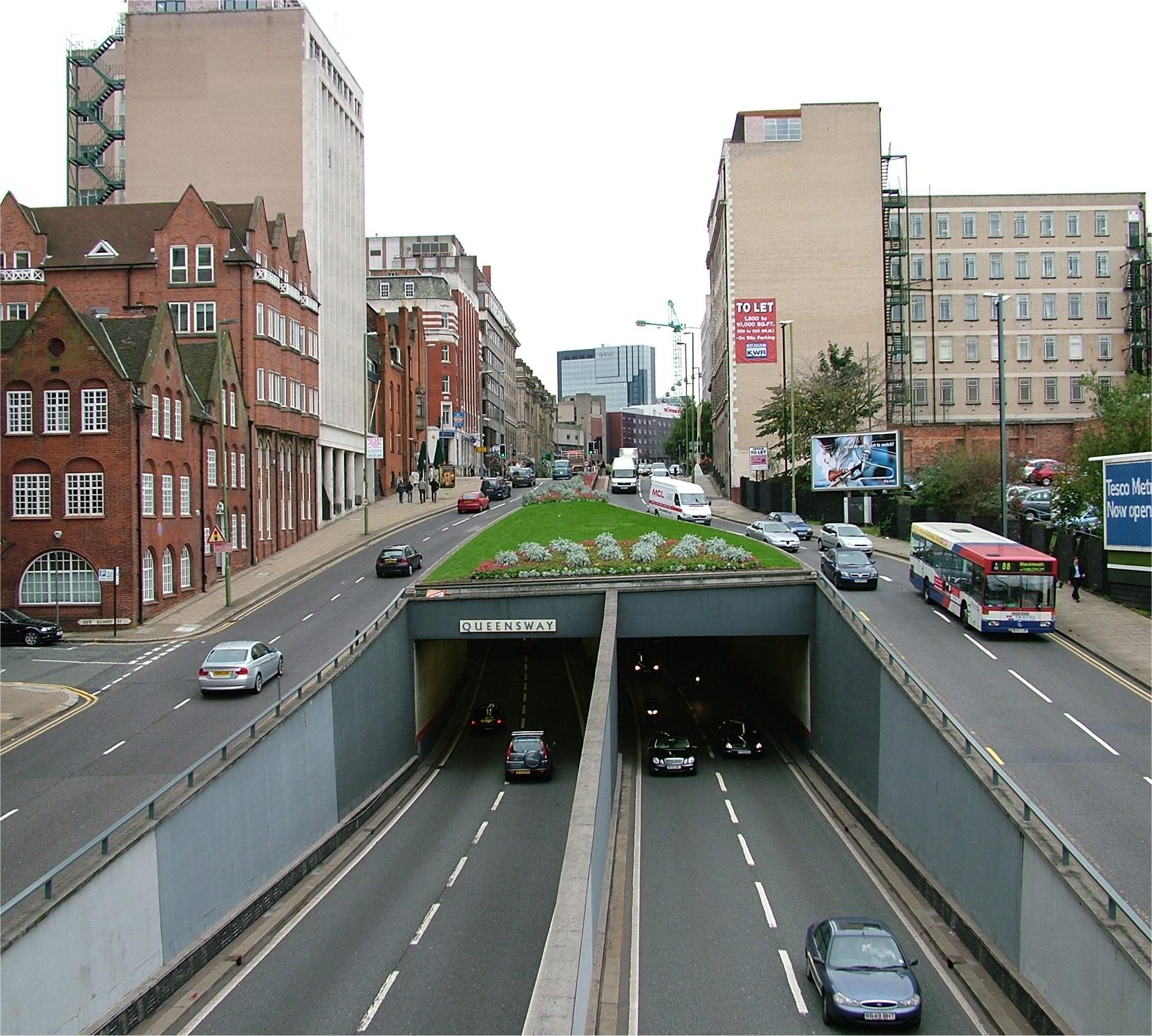 Queensway (Birmingham) - Wikiwand