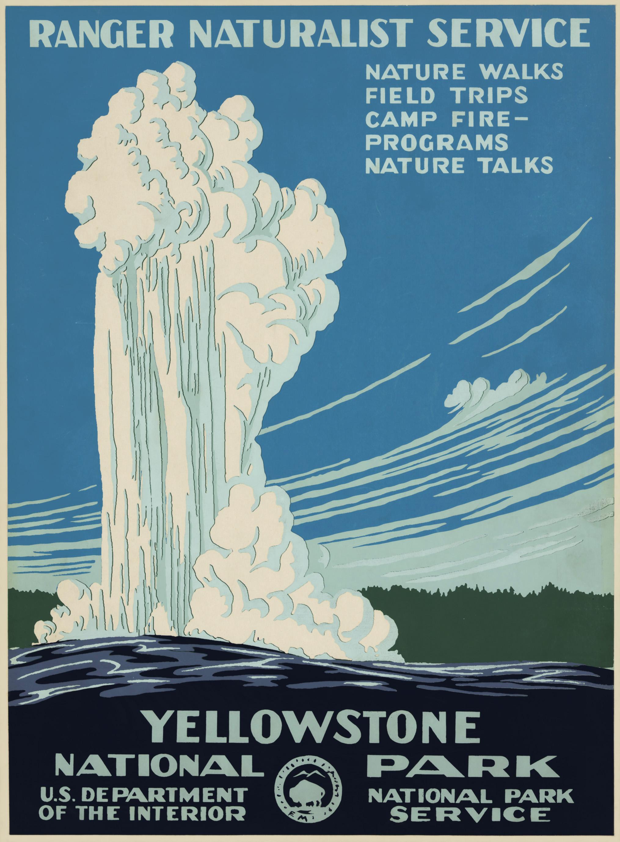 Tom Clark Wild Life Wpa Posters 1936 1940