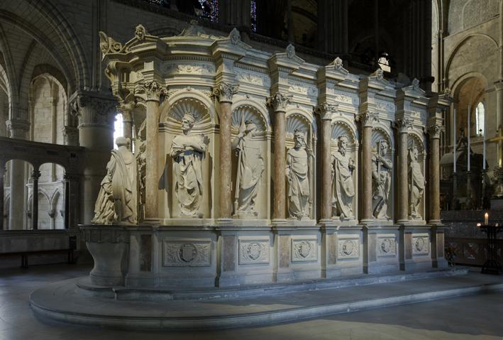 File reims basilique saint remi pm wikimedia commons - Basilique st remi reims ...