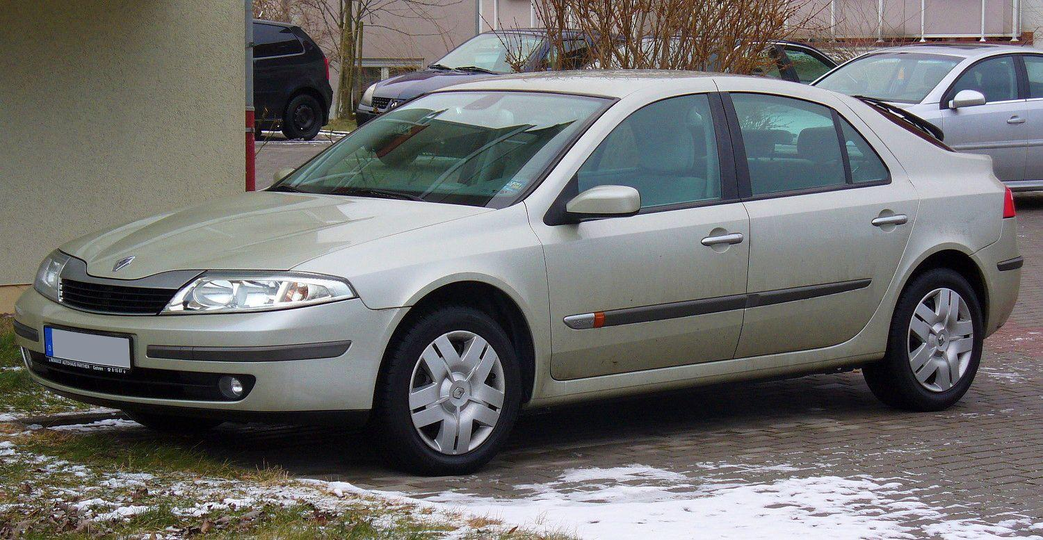 renault laguna ii wikipedia. Black Bedroom Furniture Sets. Home Design Ideas