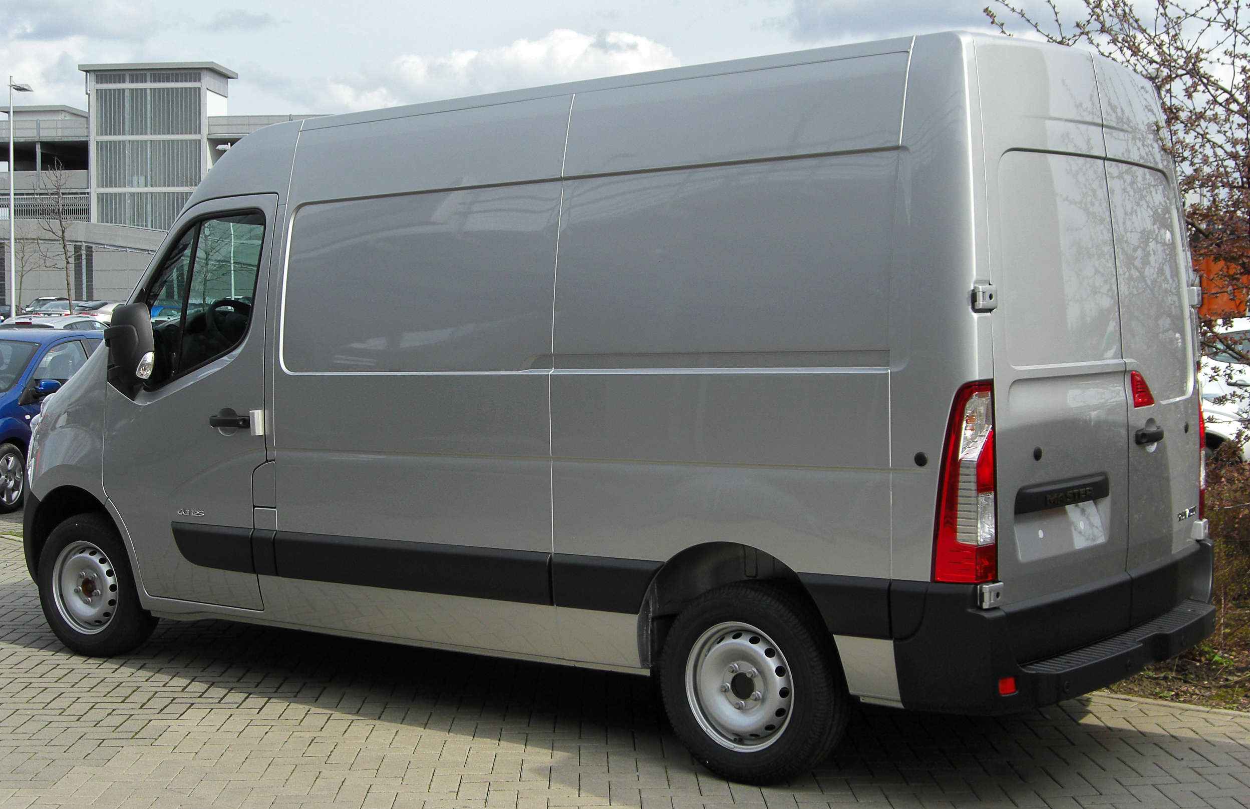 file renault master iii rear wikimedia commons. Black Bedroom Furniture Sets. Home Design Ideas