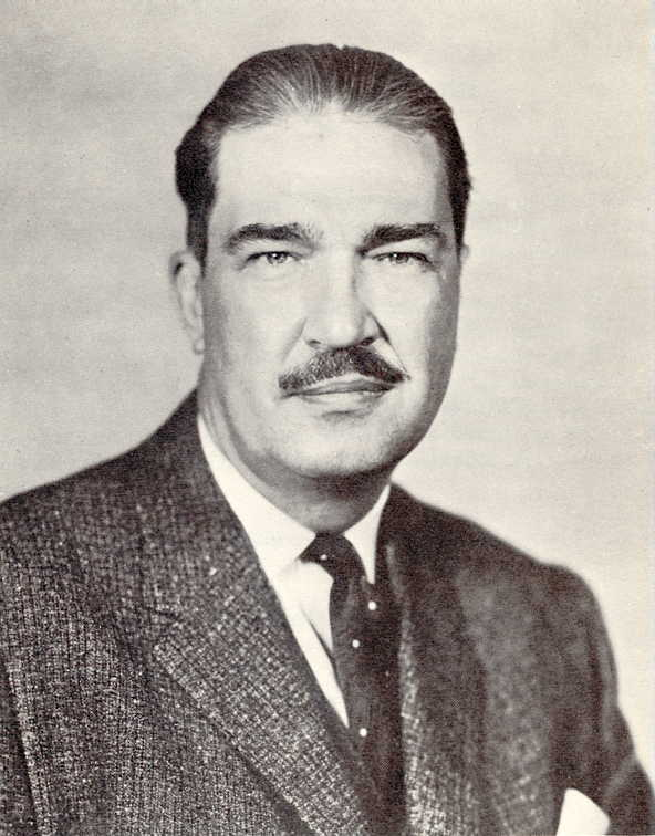 Revilo P. Oliver in 1963